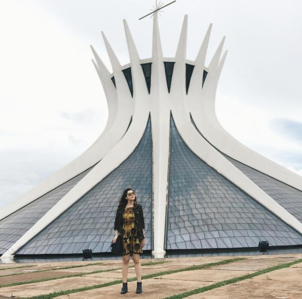 Blog Bruna Nobre: Look do dia em Brasília