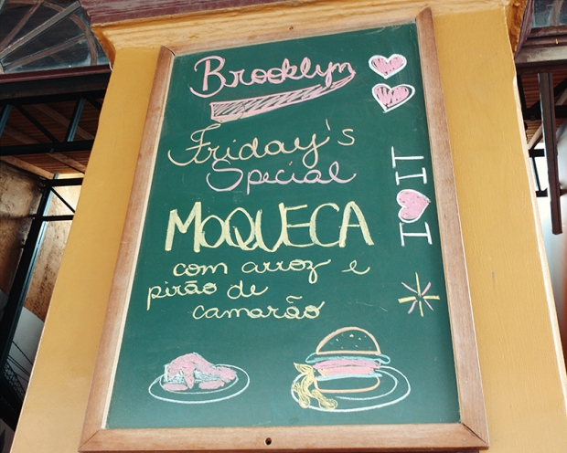 Brooklyn Coffee Shop
