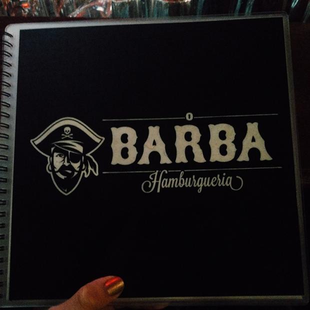 Blog Bruna Nobre: O Barba Hamburgueria em Curitiba