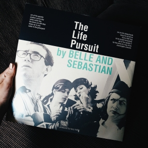 Blog Bruna Nobre: VINIL THE LIFE PURSUIT DO BELLE and SEBASTIAN