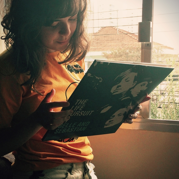 Blog Bruna Nobre: VINIL THE LIFE PURSUIT DO BELLE and SEBASTIAN