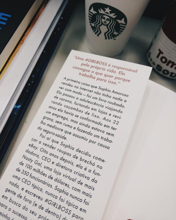Blog Bruna Nobre: livro #GIRLBOSS
