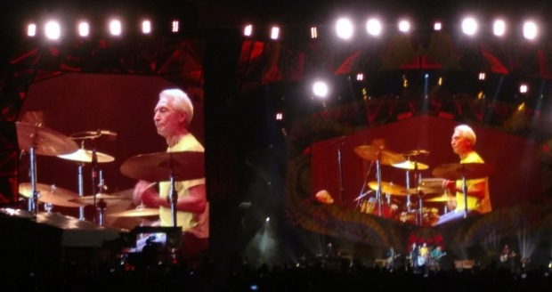 Show dos Rolling Stones 27/02 no Morumbi