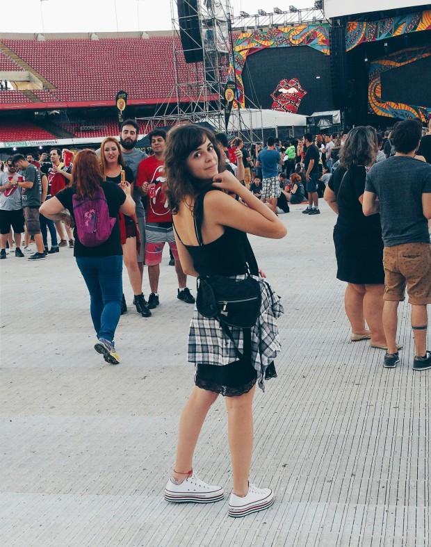 Blog Bruna Nobre: Look para o show dos Rolling Stones