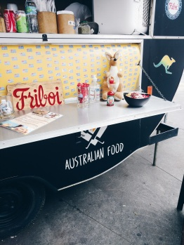 Food Truck em SP: Australian Food