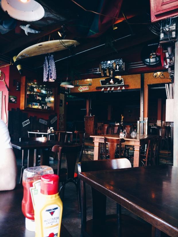 Blog Bruna Nobre: La Revolucion Bar em São Bernardo do Campo