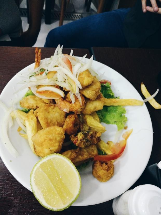 Blog Bruna Nobre: Rinconcito Peruano