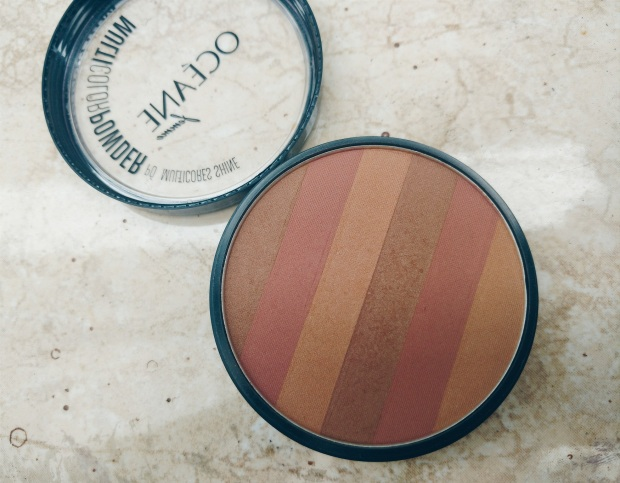 Multicolor Powder Shine da Océane - Bronzer - Blush