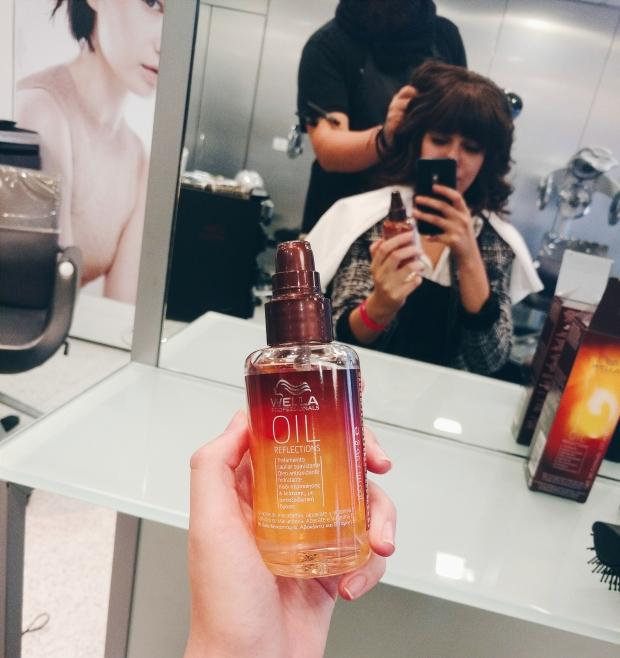 Oil Reflections: novo produto Wella para coloração saudável