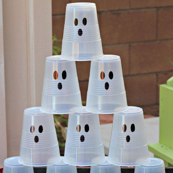 11 ideias simples para decor de Halloween 9