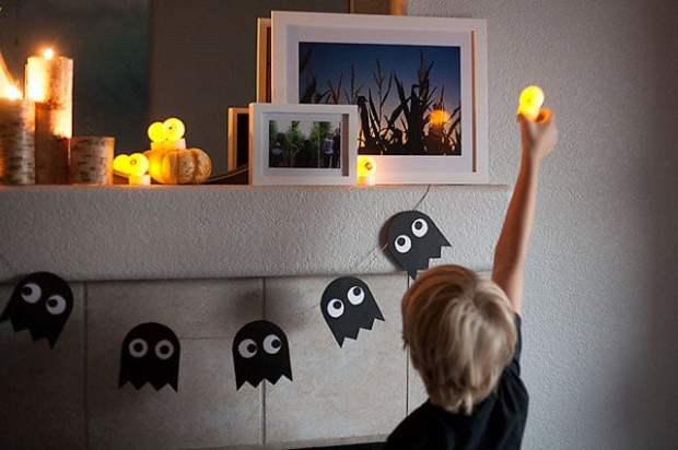 11 ideias simples para decor de Halloween 11